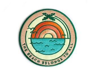 Beach Sunrise Patch