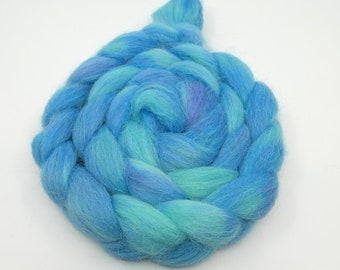Glacial - 4oz - 114g - Combed Alpaca Top