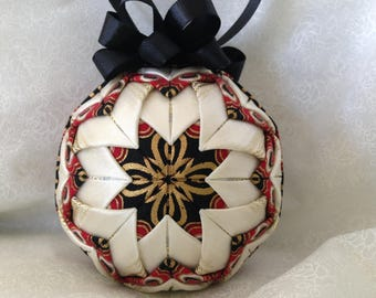 "3"" Quilted Ornament"