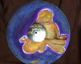 Frog medicine meditation