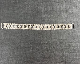 Rhinestone connector for bikini pr crafting A31