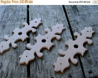 ON SALE Vintage Pink  Salvaged Chippy Hardware Lot