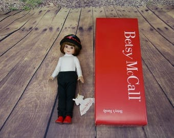Betsy McCall doll Style 1990's with box