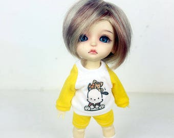 B054 - Lati Yellow / pukifee T-shirt