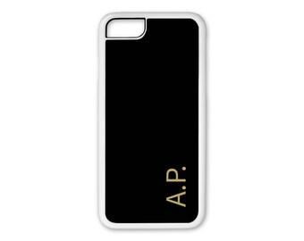 iPhone 8 Case, iPhone 7 Case, Initial Monogram Phone Case, iPhone 6, 6s, Case, iPhone 6 Plus Case, iPhone Case, iPhone 8 Plus, 6s Plus Case