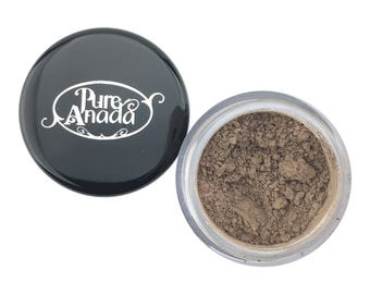 Brow Colour  - Cinder, Loose Mineral, Ash, Brown