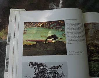 The Group of Seven by Peter Mellen 1973 Canadian Art Book
