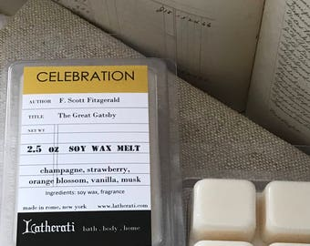Celebration Soy Wax Melts