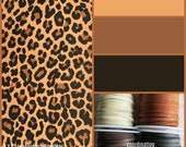 4 CHOICES Printed Leather, Choice of 9 x 3 leather trim, leather, sheet leather, leather goods, leather, leather for earrings, earrings