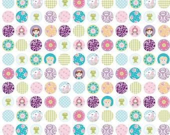 Dream A Wish by Sandra Workman for Riley Blake Designs