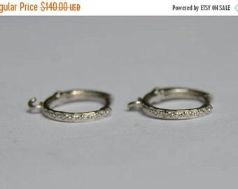 SALE 14 kt white gold leverbacks, engraved leverbacks, engraved earrings, engraved hoops, engraved hoop earrings
