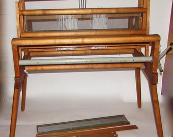 Lillistina 4 harness table weaving loom 28 inch weaving width Pick up or delivery!