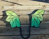 Green Saga Alana Dragon Small Pair Wingalings Costume Fairy Wings