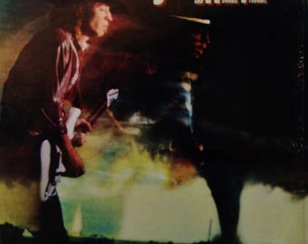 STEVIE RAY VAUGHN Couldn't Stand the Weather Double Trouble Vinyl Vintage Lp Record Album Original 1984 Press Cold Shot Texas Blues Rock