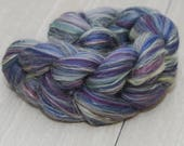 Spring in the Alps Merino Tussah Flax Signature Blend - 4 oz