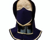 Cosplay cape and face mask reserved  for Jeff, cosplay costume, woman's costume, theater costume, cape, cosplay face mask, clothing, costume