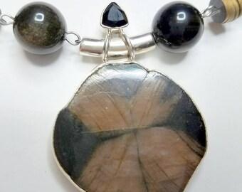 The Cross Stone   Chiastolite