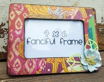 4x6 Fanciful Frame [perfect for that special memory]
