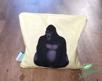 Gift for Baby Boy - Gorilla Cherry Pit Heating Pad - Kids Cherry Pit Pillow - Cherry Pit Pack - Christmas Gift Baby Boy