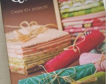 5 10 15 fat quarters book - quilting book