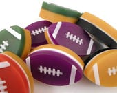 RESERVED for JENNIFER | 18 Football Soaps | Sports Fan Soap | Sports Team Soap | Gift for Him | Soap for Men | Gift for Her | Guest Soap