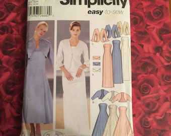 2003 Simplicity Sewing Pattern