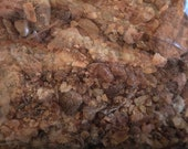 4oz Ponderosa Pine Resin - Raw, Organic, Sustainably Harvested Resin, Sap, Pitch - pinus ponderosa SAP653