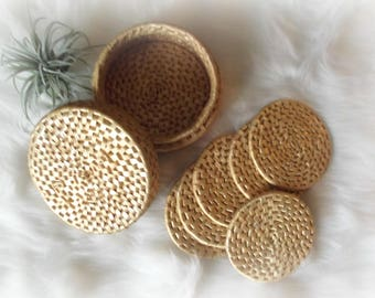 Wicker, Straw, Bamboo