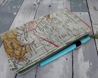 Dollbirdies Original Travelers Notebook Wallet  Wide Insert