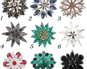 Snap charms, Statement snaps are big,bold and will fit Ginger Snaps jewelry, Magnolia & Vine plus other 18-20 MM snap jewelry. 22.9 mm snaps