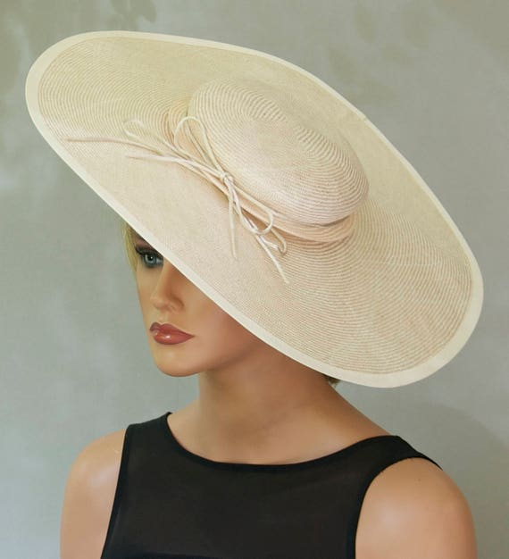 Derby Hat, Wedding Hat, Wide Brim Hat, Saucer Hat, Formal Hat, Church Hat, Ascot Hat, Occasion Hat