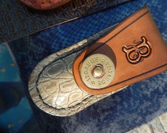 Pocket Knife Belt Sheath Small Knife Case