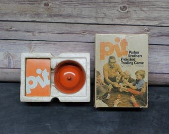 1973 PIT Card Game, Complete