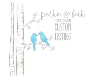 Custom Listing Connie Dove
