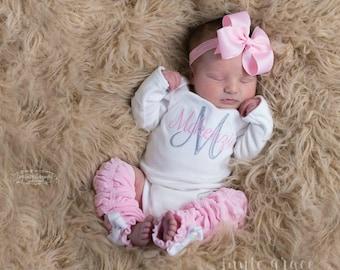 Baby Girls' Clothing Sets | Etsy