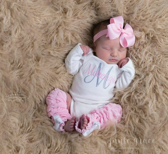 newborn girl coming home outfit baby girl clothes newborn girl. Black Bedroom Furniture Sets. Home Design Ideas