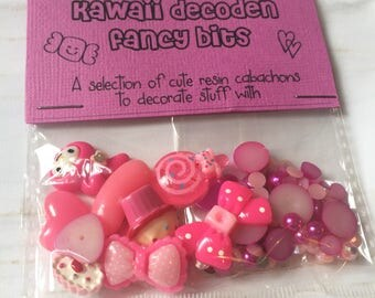 Kawaii Decoden Fancy Kit