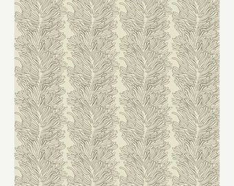 SALE 10% Off - Coral Reef in Bone (PRPG001) - Curious Nature by Parson Gray (David Butler) - By the Yard