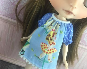 Blythe Smock Dress - Vintage Girl