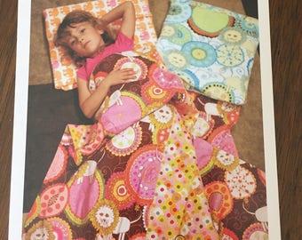 Blissful Turnaround, Pattern by Valori Wells