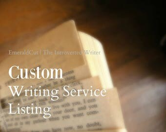 Reserved for L. - Custom Editing Service