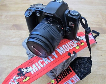 Mickey Mouse Camera Strap Disney