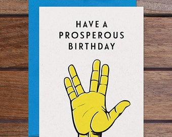 Prosperous Birthday