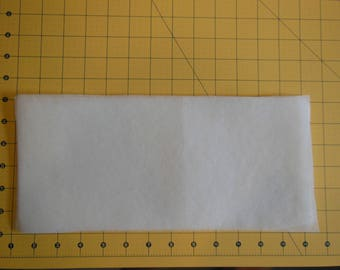 Pellon Craft Fuse Fusible Interface - Small Pieces Stabilizer - Great for Applique Embroidery Design, Freehand Embroidery, Applique Projects