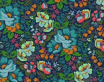 ON SALE***PREORDER Floral Retrospective Anna Maria Horner Myst Over Achiever