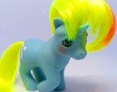 Vintage My Little Pony - Baby Ribbon (Beddy-Bye Eye) - very good condition