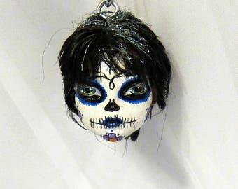 Sugar Skull Doll Head