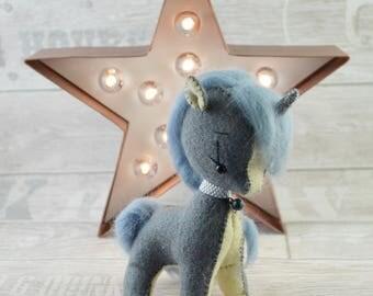 Unicorn Grey - Limited Edition