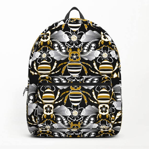 Beats & Bees Backpack