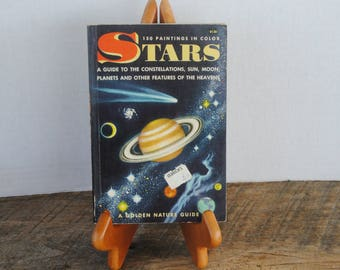 Stars A Golden Nature Guide 1956